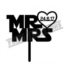 Mr & Mrs - Star Wars Theme