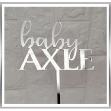 Baby - Signature Bold Design