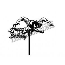 Happy Birthday - Spiderman Theme