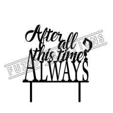 Anniversary - After all this time