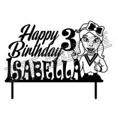 Happy Birthday - Emma Wiggles Theme