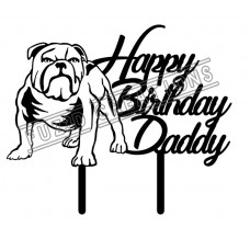 Happy Birthday - Bulldogs NRL Theme