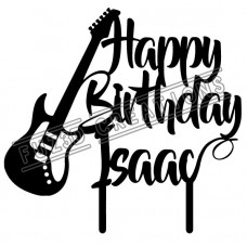 Happy Birthday - Guitar Music Theme