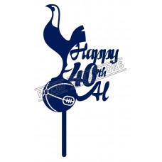 Happy Birthday -Tottenham Hotspur F.C. Theme