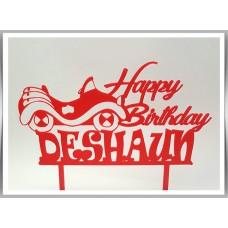 Happy Birthday - Big Red Car - Wiggles Theme