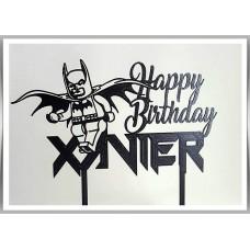 Happy Birthday - Lego Batman Theme