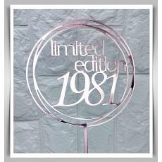 Happy Birthday - Limited Edition