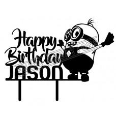 Happy Birthday - Minions Theme