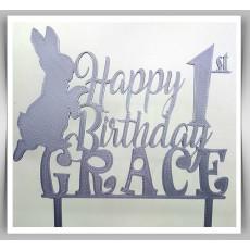 Happy Birthday - Peter Rabbit Theme