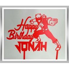 Happy Birthday - Dino Power Ranger Theme