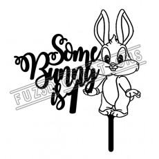 Happy Birthday -Bunny Rabbit Theme