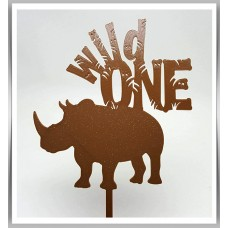 Wild One - Rhino Theme