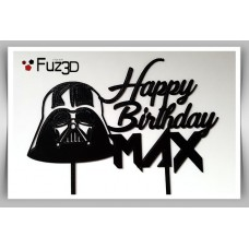 Happy Birthday - Darth Vader Theme