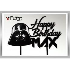 Happy Birthday - Darth Vader Theme