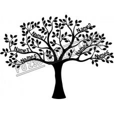 Original Personalised Tree