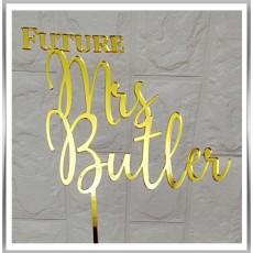 Future Mr & Mrs Topper