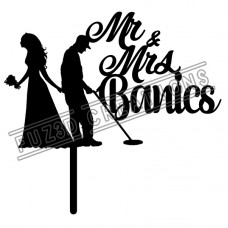 Mr & Mrs - Metal Detector Theme